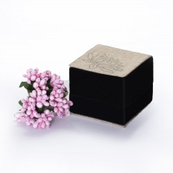 Индийский футляр с цветком -07