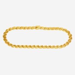 Золотое колье, арт. 030421.03.04