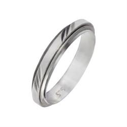 Мужское серебряное кольцо, арт. 071119.01.20