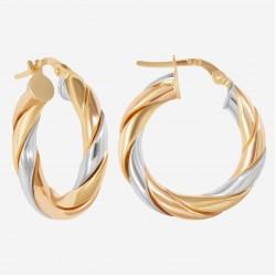 Золотые серьги, арт. 090621.04.08