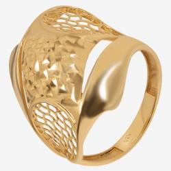 Золотое кольцо, арт. 120621.04.29
