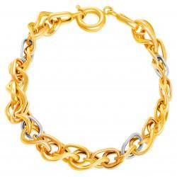 Золотой браслет 120821.05.05
