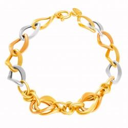 Золотой браслет 120821.05.06