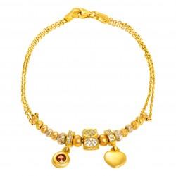 Золотой браслет 120821.05.08