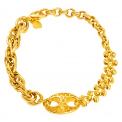 Золотой браслет 120821.05.09