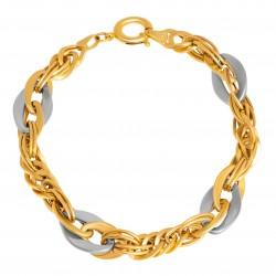 Золотой браслет 120821.05.12