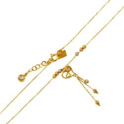 Золотое колье 130821.05.02