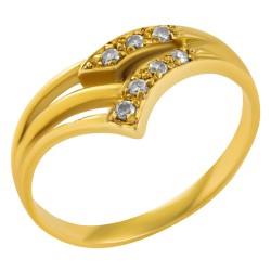 Золотое кольцо, арт. 180821.07.18