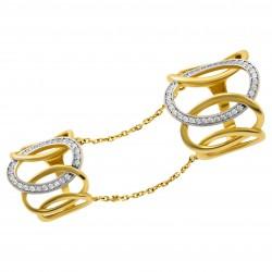 Золотое кольцо, арт. 180821.07.19