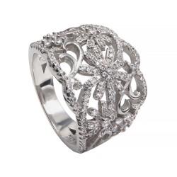 Серебряное кольцо, арт. 181119.02.03