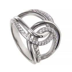 Серебряное кольцо, арт. 181119.02.06
