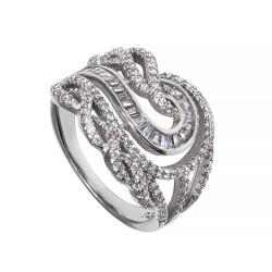 Серебряное кольцо, арт. 181119.02.15