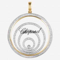 Золотая подвеска с бриллиантом, арт. 190421.04.14