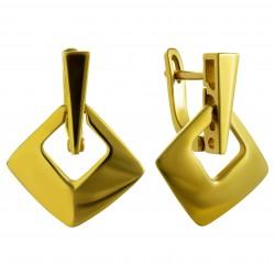 Золотые серьги, арт. 200821.07.06