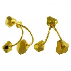 Золотые серьги, арт. 200821.07.08