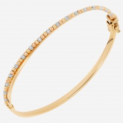 Золотой браслет, арт. 220621.04.17