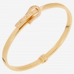 Золотой браслет с бриллиантом, арт. 220621.04.21