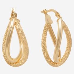 Золотые серьги, арт. 230621.04.14
