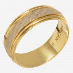 Золотое кольцо арт. 240321.03.14