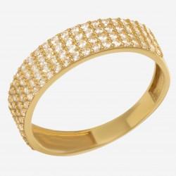 Золотое кольцо арт. 240321.03.20
