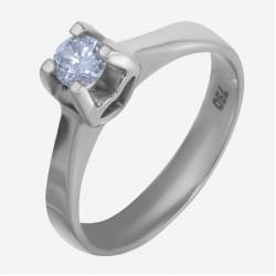 Золотое помолвочное кольцо арт. 240321.03.28