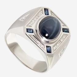 Золотое кольцо арт. 260321.03.06