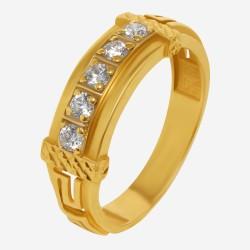Золотое кольцо арт. 260321.03.11
