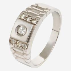 Мужское золотое кольцо арт. 260321.03.13