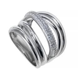 Серебряное кольцо, арт. 091219.02.01