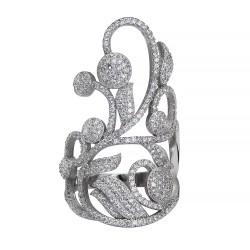 Серебряное кольцо, арт. 171219.02.101