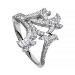 Серебряное кольцо, арт. 171219.02.103