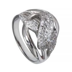 Серебряное кольцо, арт. 171219.02.104