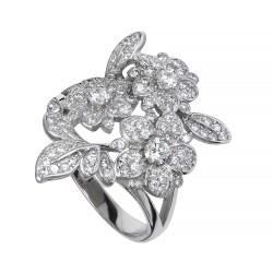 Серебряное кольцо, арт. 171219.02.105
