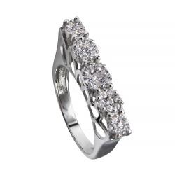 Серебряное кольцо, арт. 171219.02.15