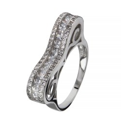 Серебряное кольцо, арт. 171219.02.16