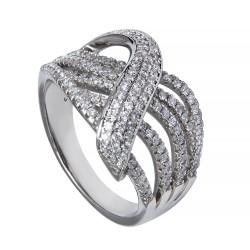 Серебряное кольцо, арт. 171219.02.19