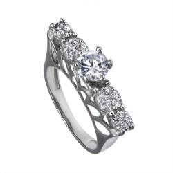 Серебряное кольцо, арт. 171219.02.21