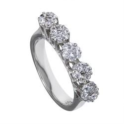 Серебряное кольцо, арт. 171219.02.22