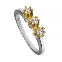 Серебряное кольцо, арт. 171219.02.26